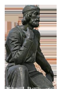 Памятник Федору Коню в Смоленске