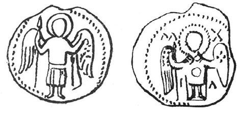 Печати киевских князей XII века