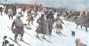Поход москвитян (Иванов С.В.)